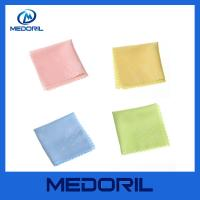 Shenzhen manufacturer custom design microfiber cleaning cloth