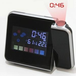 China Weather Station Projection LCD Clock 5812 on sale