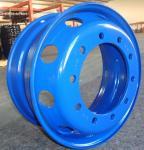 22.5*9.00 青いチューブレス車輪