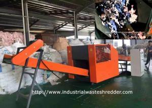 China Elastic Band Cutting Machine Elastic Rope Wire Flexible Materials Shredder on sale