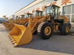 Water Cooling 656D 656G Heavy Duty Wheel Loader