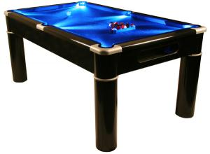 China led illluminated furniture modern bar table with flashing light on sale