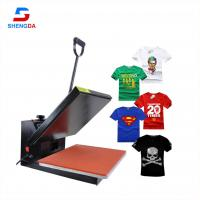 New design CE approvaled heat press machine T- shirt printing machine