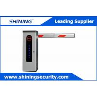 China Electrical Gate Arms Barrier Gates / Parking Control Gates For Highway Or School on sale
