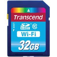 Transcend 32GB SDHC Card Wireless Class 10 Price $23