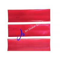 0.075mm Slot Polyurethane Fine Mesh Screen For Mineral Processing , Polyurethane Mesh
