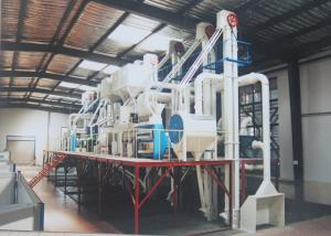 China 150 tons per day Modern fully automatice complete rice milling machine plant on sale