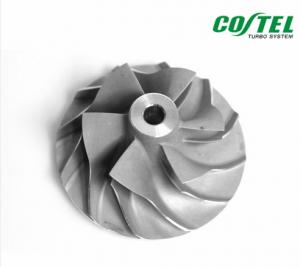 China Garrett GT15 Billet Compressor Wheel 702489-0002 702489-0006 702489-0009 on sale