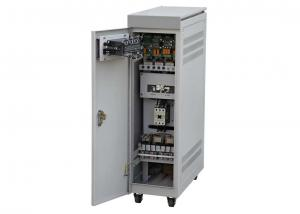 China 80 KVA DBW 220V IP20 AC Automatic Voltage Regulator Single Phase on sale