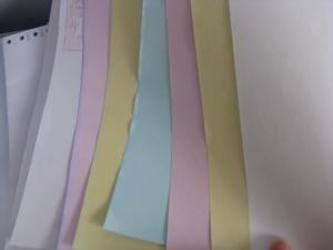 China Office Paper form from Carbonless Paper on sale