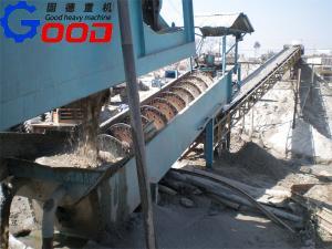 China Copper Ore Spiral Classifier on sale