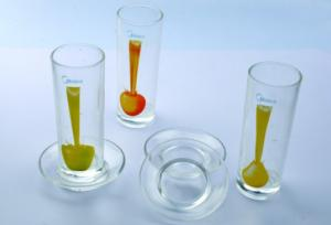 China 6PC 210ml Acrylic Drinking Glasses Set Insulated Drinking Glasses DWDS05 on sale