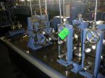 Tubo del acero inoxidable de ASTM A53 que hace máquina el acero laminado en caliente 2,0 milímetros - 6,0 milímetros Uncoiler