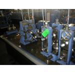 Tubo de aço de ASTM A53 que faz a máquina o aço laminado a alta temperatura 2,0 milímetros - 6,0 milímetros Uncoiler
