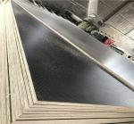 1220*2440*18mm poplar core anti-slip film faced plywood for stage floor