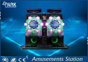 China 42 inch coin-operated game console music entertainment dance cool wind game console on sale
