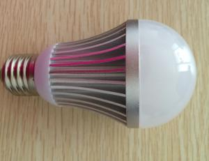China Professional led bulb light manufactur with high quality E27 5W led bulb on sale