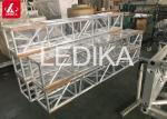 Non - Rust 6082 Aluminium Roof Truss For Event Quickly Install And Dismantle