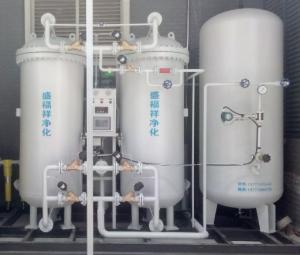 China Chinese Medicine Industry 0.7MPa PSA N2 Gas Generator on sale