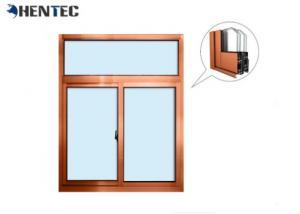 China Customized Aluminum Window Extrusion Profiles For Casement / Silding Window on sale