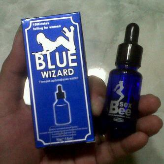 transparent tasteless female aphrodisiac water blue wizard drops