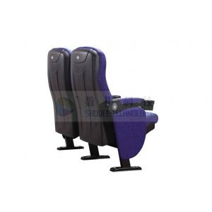 China Customized red / black / green 3D Theater Seat , home theater furniture seating for family cinema on sale