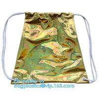 Custom pattern PVC plastic shopping bag / tote bag, Gold supplier China export pvc shopping bag, Online Shopping Large P