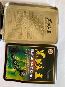 China 3800mg*10pills*12tins/Pack Black Ant King Pills on sale