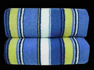 China 100% cotton jacquard terry towel on sale