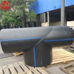 Easy Quick Installation Fabricated Fitting Environmental Stress Crack Resistance
