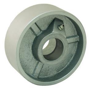 China Customized Ductile Iron Cast Wheels And CNC Lathe Machining , Small Iron Castings on sale