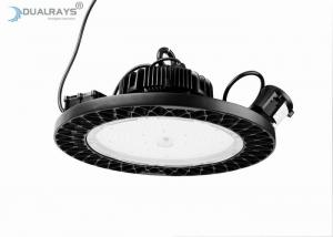 China Dualrays 200W HB5 Top Sale Shock Proof LED Round High Bay Light Good Mechanical Strength For Warehouse on sale