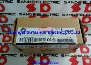China 1769-IF8  Original Allen Bradley PLC 1769-IF8 1769IF8 CompactLogix8 Pt Analog Input Module  1769IF8   1769-1F8 on sale
