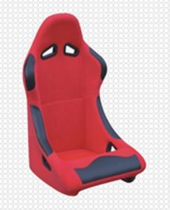 China Custom Pineapple Bucket Racing Seats With Backrest Angle Adjustment on sale