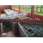 堅い粉砕の製造所のパーライト Cr Mo 合金鋼鉄くさびは HRC35-41 を禁止します