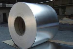 China Thickness 0.001-0.02mm Household Aluminum Coil used in Kitchen 1100-O on sale