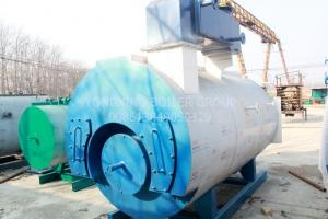 China Automatic and Durable Commercial Oil Fired Boilers and Oil Heating Boiler for Plywood Industry on sale