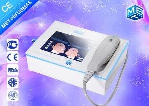 China Portable Face Wrinkle Remover Machine , Slaon Ultrasonic Facial Machine on sale