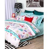 Fashion ELLE Contemporary Printed Cotton Floral Bedding Sets 4pcs For Kids