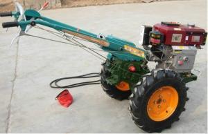 China 101  Walking Tractor 8hp, 9hp, 10hp, 12hp Multi-Purpose Two Wheel Farm Hand Walking Tractor on sale