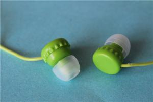 China Diamond style flat earphones for iphone (free samples offered) on sale