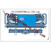 Screw compressor Water cooled chiller for central air conditioning and industry