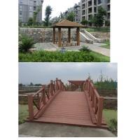 China decoración (WPC) compuesto plástico de madera del jardín on sale