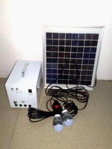China TY-055C  40W DC solar generator for home lighting on sale