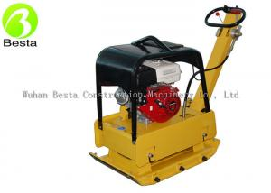 China Hydraulic Walk Behind Reversible Vibratory Plate Compactor with Gasoline Engine Honda GX160 on sale