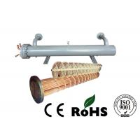 Air Conditioning Unit Tube and Shell Heat Exchanger Condensing Pipe