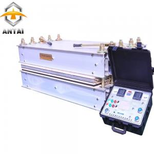 China Heavy Industrial Conveyor Belt Hot Vulcanization Splicing Press With Water Cooled System on sale