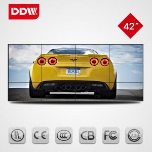60inch ultra narrow bezel sharp lcd video wall with high brightn