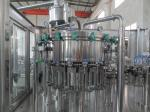 HDPE PET Plastic Bottle Carbonated Drink Filling Machine 3 in 1 200 - 10000 BPH