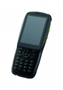 China Programmable Android Wireless 1D Imager Barcode Scanner Pda Handheld Computer on sale